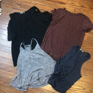 Don't ask why American eagle bundle of tops